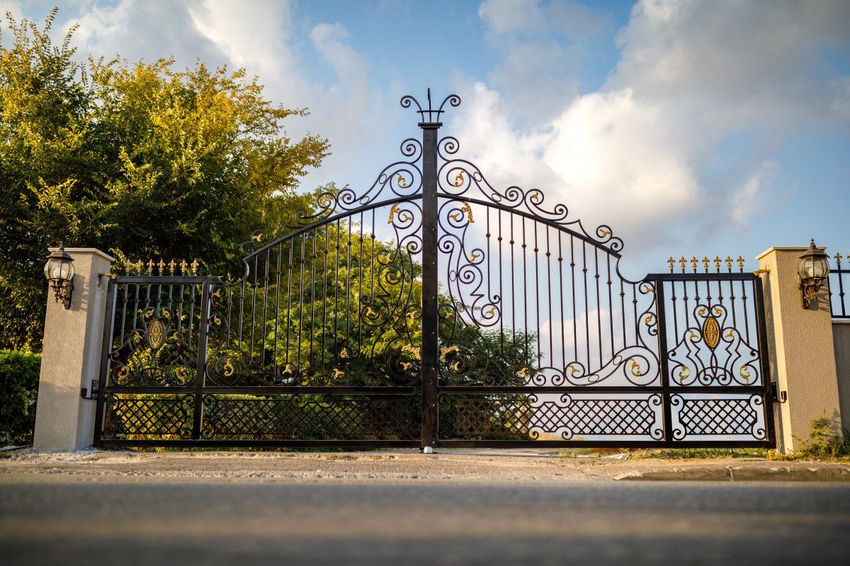 שערים מעוצבים